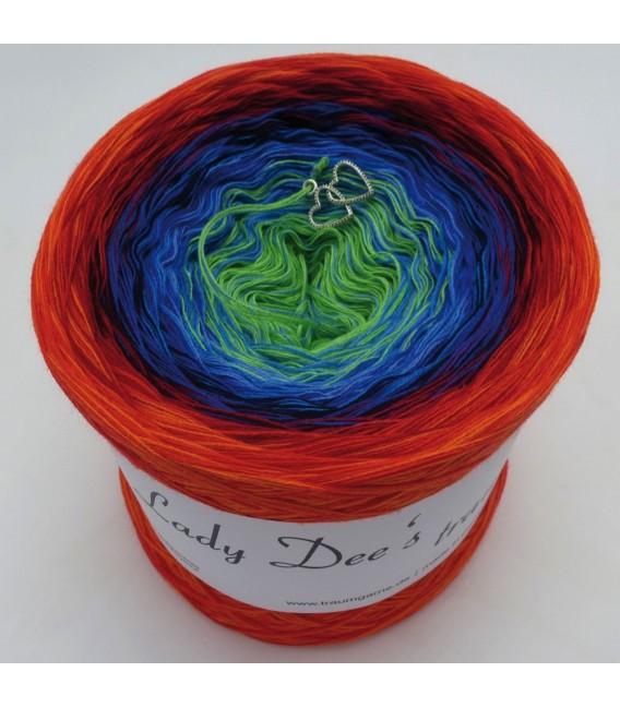 Weihnachtsstimmung (Christmas spirit) - 4 ply gradient yarn - image 4