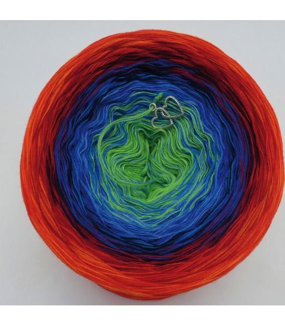 Weihnachtsstimmung (Christmas spirit) - 4 ply gradient yarn - image 5