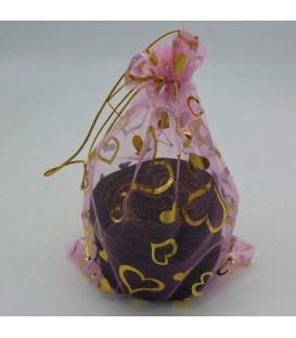 Mini - Tannenzapfen (Mini pinecone) - 4 ply gradient yarn - image 1