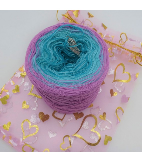 Mini - Süße Augenblicke (Mini - sweet moments) - 4 ply gradient yarn - image 2