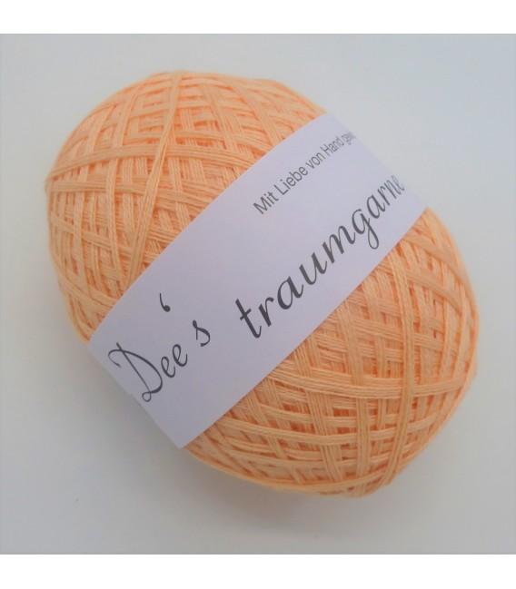 Lady Dee's Lace Garn - Apricot - Bild 2