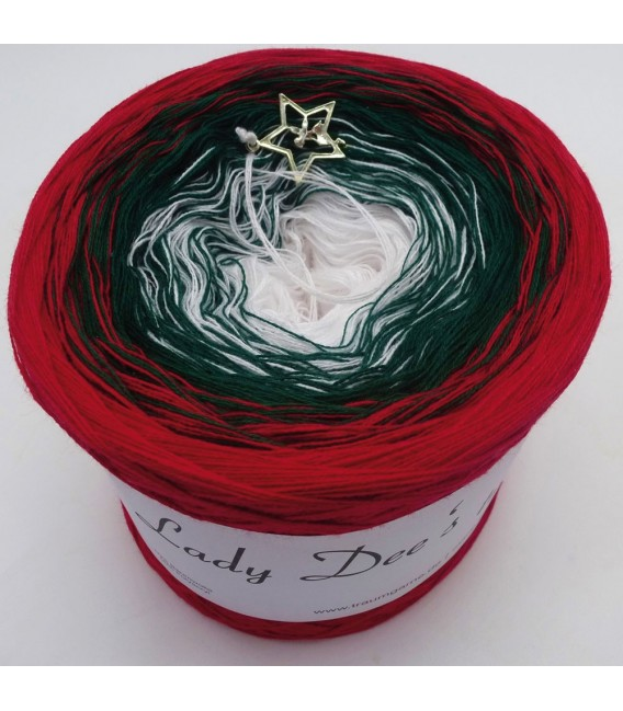 Merry Christmas (joyeux Noël) - 3 fils de gradient filamenteux - photo 2