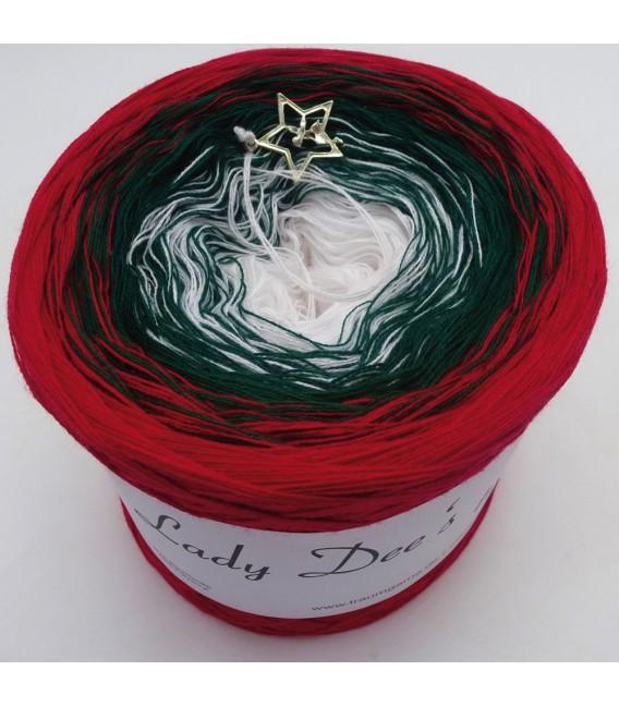 Merry Christmas - Farbverlaufsgarn 3-fädig - Bild 2