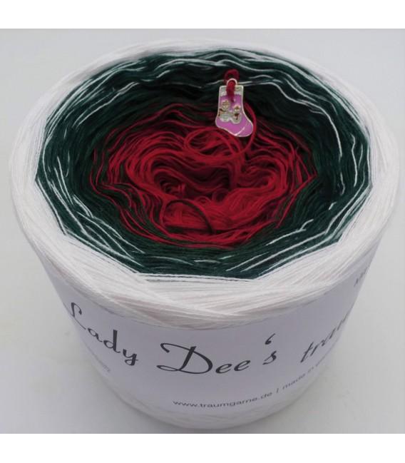 Merry Christmas - 3 ply gradient yarn - image 4