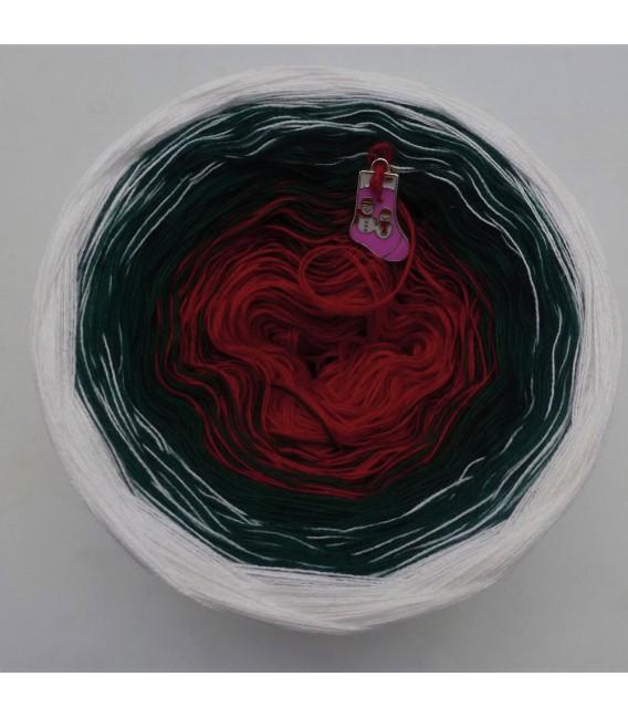 Merry Christmas - 3 ply gradient yarn - image 5