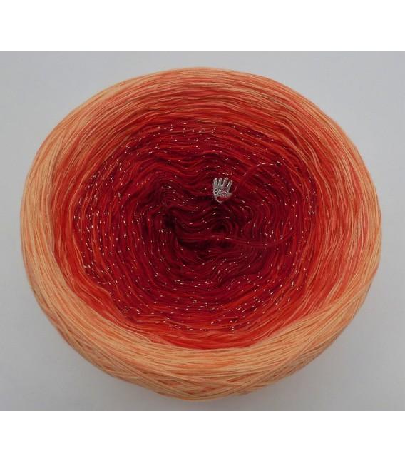 Dezember (décembre) Bobbel 2019 - 4 fils de gradient filamenteux - photo 3