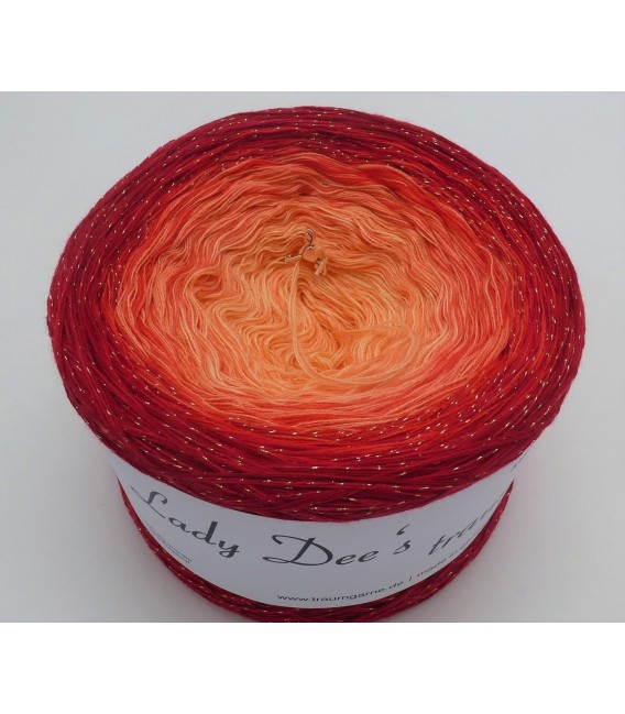 Dezember (December) Bobbel 2019 - 4 ply gradient yarn - image 4