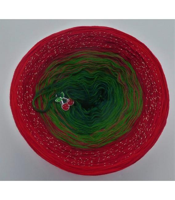 Wonder of Christmas - Farbverlaufsgarn 4-fädig - Bild 3