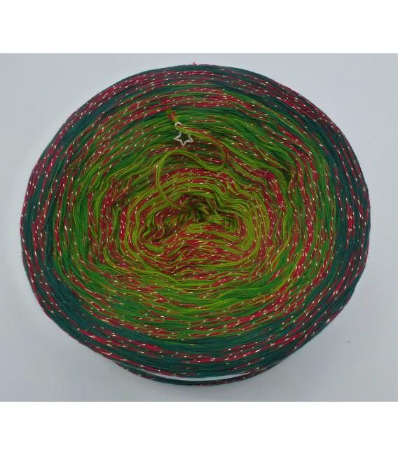Weihnachtsbaum (Christmas tree) - 4 ply gradient yarn - image 5