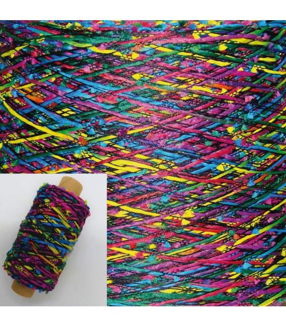 Auxiliary yarn - effect yarn Multicolore G010a - image 1