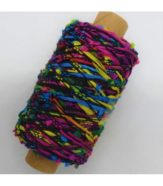 Auxiliary yarn - effect yarn Multicolore G010a - image 2