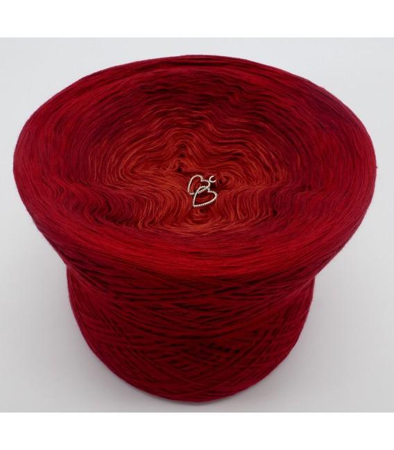 Flammen der Liebe (Flammes de l'amour) - 4 fils de gradient filamenteux - Photo 2