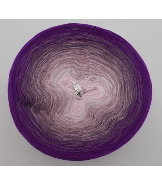 gradient yarn 4ply True Romance - bishop outside 2