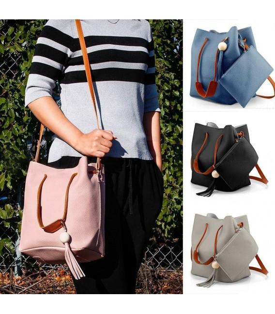 Utensilo - Bobbel bag - shoulder bag - imitation leather - image 9