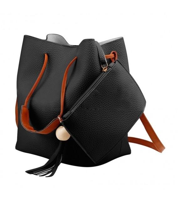 Utensilo - Bobbel bag - shoulder bag - imitation leather - image 3