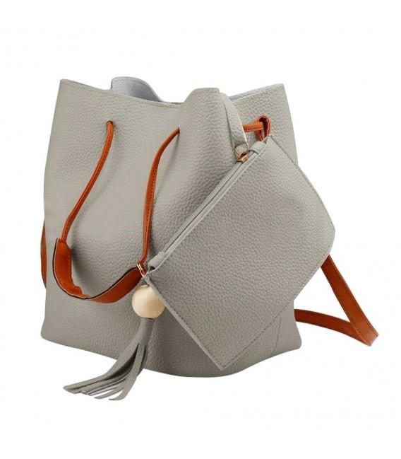 Utensilo - Bobbel bag - shoulder bag - imitation leather - image 4