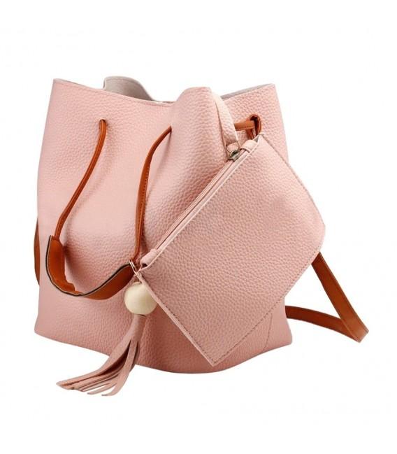 Utensilo - Bobbel bag - shoulder bag - imitation leather - image 5