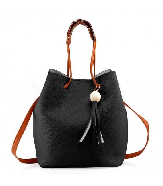 Utensilo - Bobbel bag - shoulder bag - imitation leather - image 6