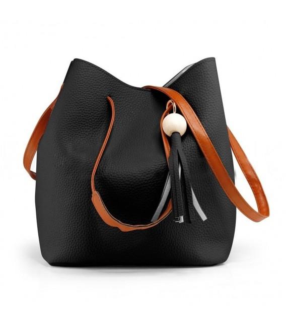 Utensilo - Bobbel bag - shoulder bag - imitation leather - image 7