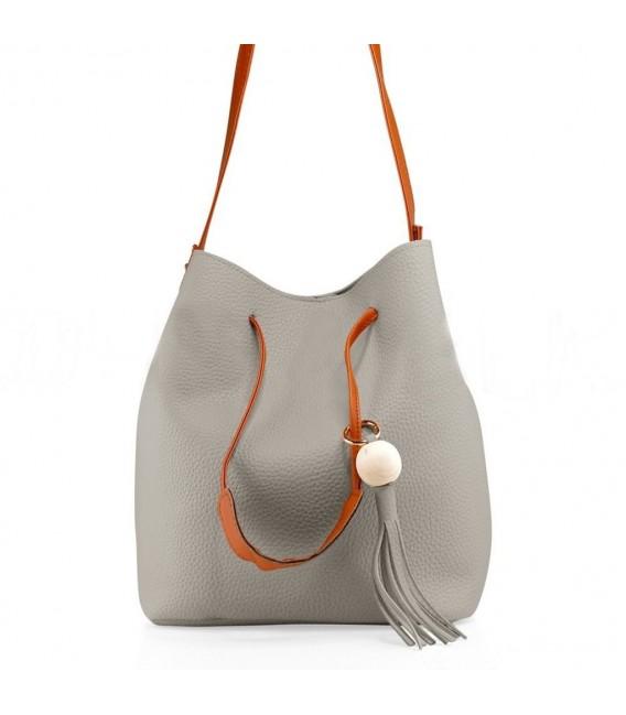 Utensilo - Bobbel bag - shoulder bag - imitation leather - image 8
