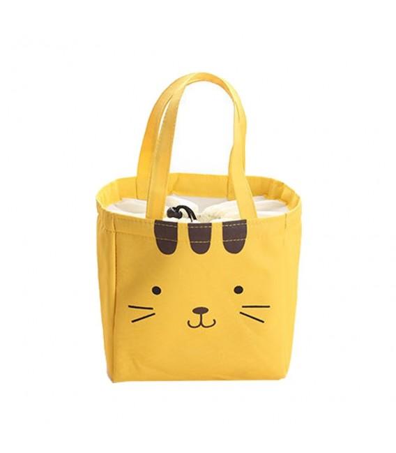 Utensilo - bobbel bag round with drawstring - comic - image 4