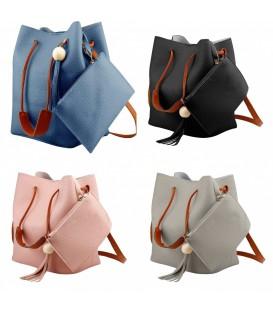 Организатор - сумка Bobbel - плече сумка - кожзам - Фото 1