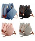Utensilo - Bobbel bag - shoulder bag - imitation leather