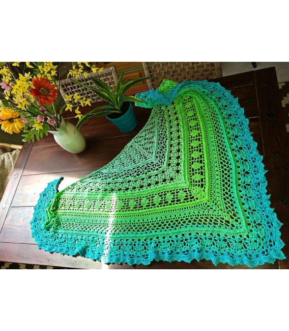 Bergquelle (Mountain spring) - 4 ply gradient yarn - image 10