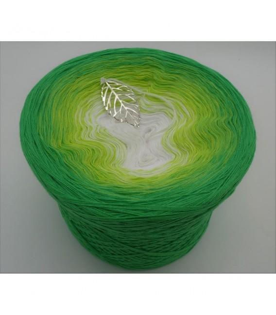 Erwachender Mai (May awakening) - 4 ply gradient yarn - image 2