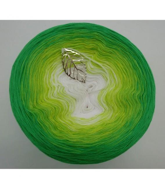 Erwachender Mai (éveil mai) - 4 fils de gradient filamenteux - photo 3