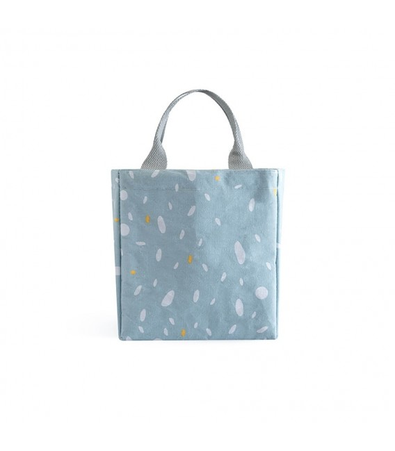 Utensilo - Bobbel bag retro square with drawstring - speckled  - image 2