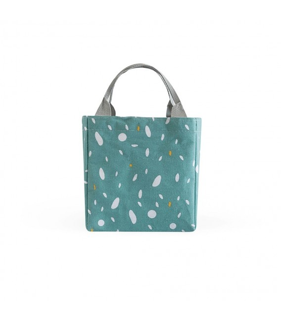 Utensilo - Bobbel bag retro square with drawstring - speckled  - image 3