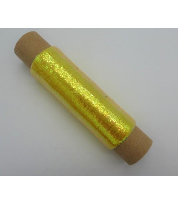 fil auxiliaire - fil scintillant Gold irisée