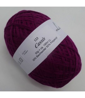 Lady Dee's Lace yarn - Cassis - image 1