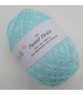 Lady Dee's Fil de dentelle - Pastel Turquoise - photo 1