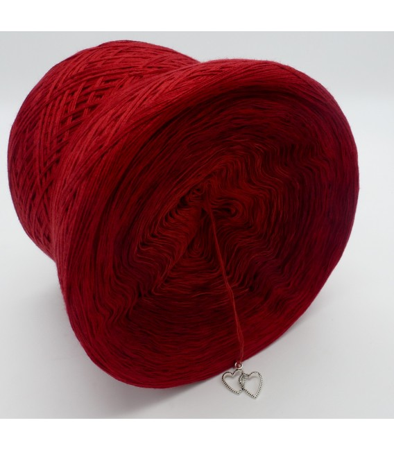 Flammen der Liebe (Flames of love) - 4 ply gradient yarn - image 4