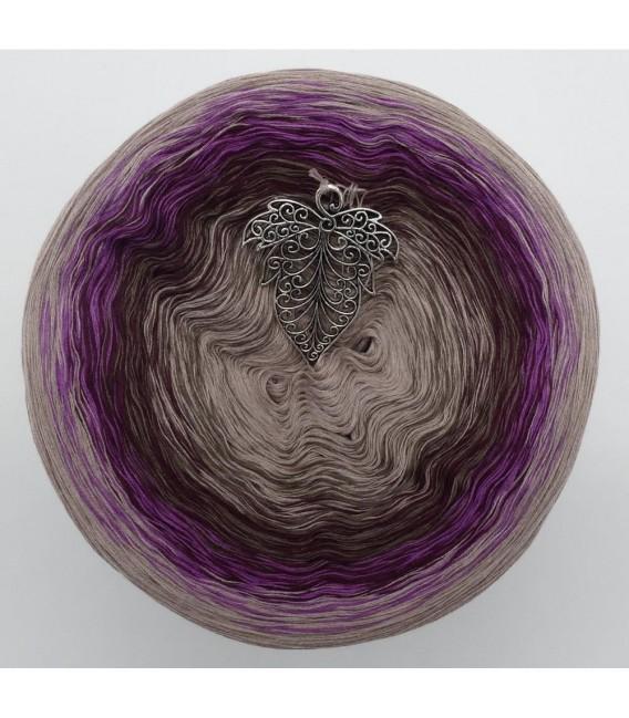 Wenn Träume fliegen (When dreams fly) - 4 ply gradient yarn - image 2