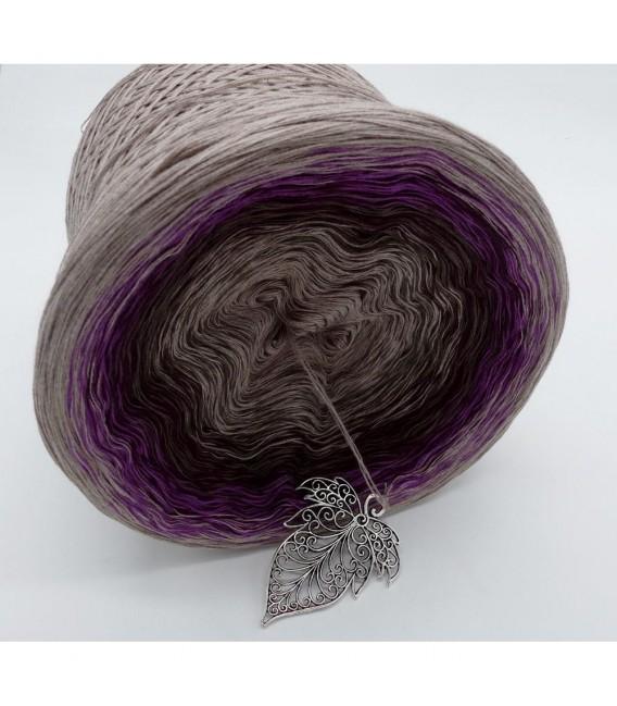 Wenn Träume fliegen (When dreams fly) - 4 ply gradient yarn - image 3