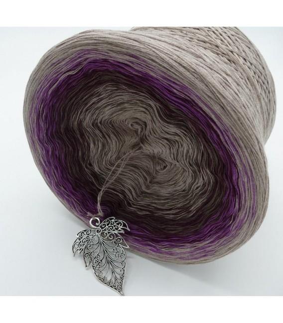 Wenn Träume fliegen (When dreams fly) - 4 ply gradient yarn - image 4