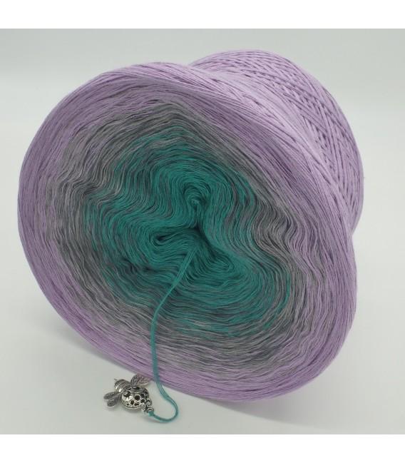 gradient yarn 4ply Zeit der Wunder - Erika outside 4