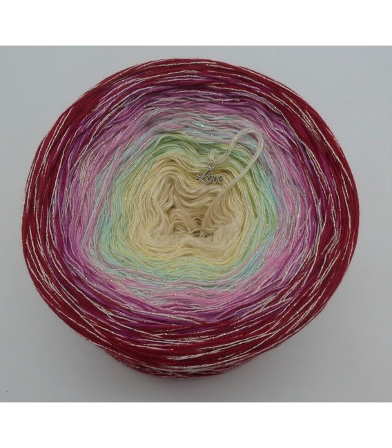 Liebesoase - Farbverlaufsgarn 4-fädig - Bild 2