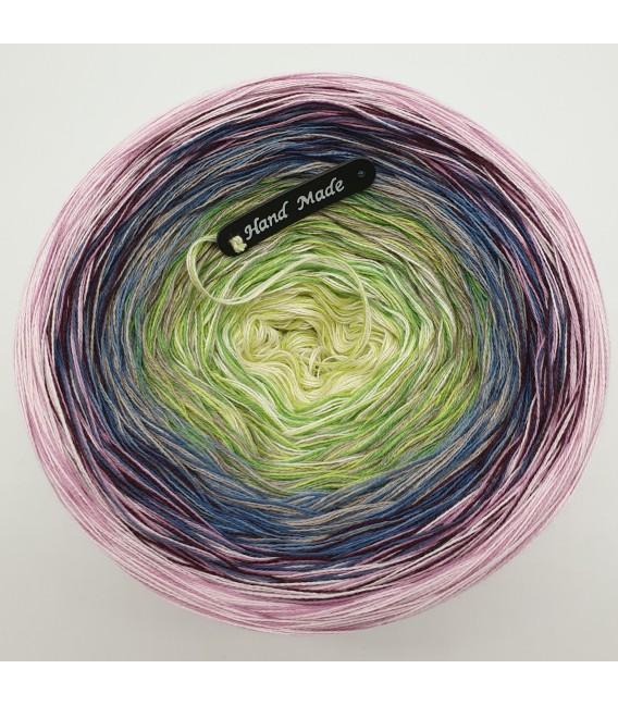 Oase im Frühlingswind - Farbverlaufsgarn 4-fädig - Bild 2