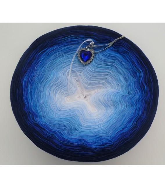 Megaknäul Herz des Ozeans Megabobbel - 8farbig Farbverlaufsgarn 4-fädig - Bild 2
