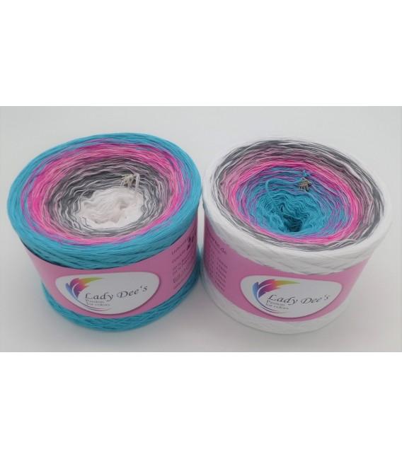 Happiness - 4 ply gradient yarn - image 1