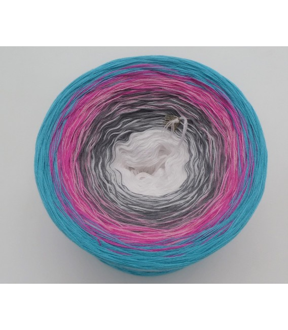 Happiness - 4 ply gradient yarn - image 3