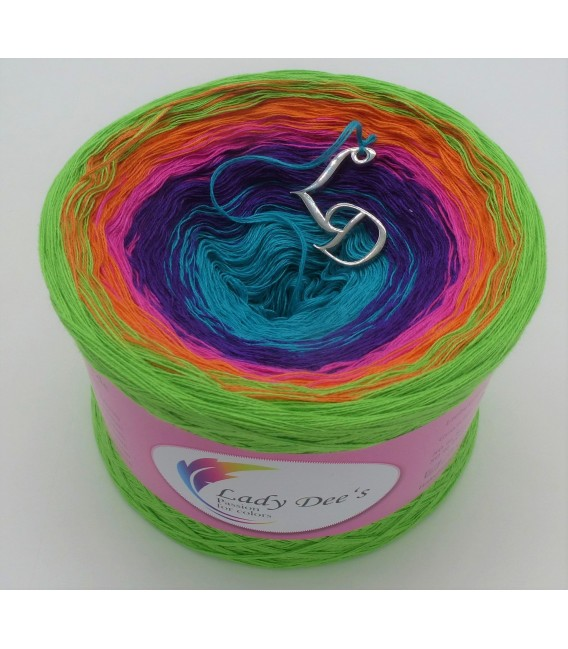 Passion for Colors - 4 ply gradient yarn - image 2