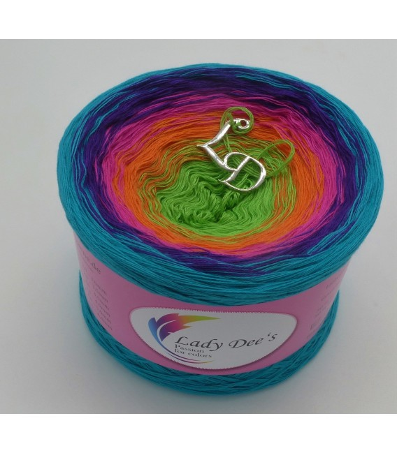 Passion for Colors - 4 ply gradient yarn - image 4
