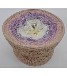gradient yarn 4ply Nirwana - Beige outside