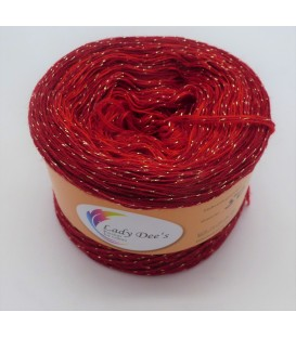 Sternchen der Liebe (Asterisk of love) - 4 ply gradient yarn - image 1