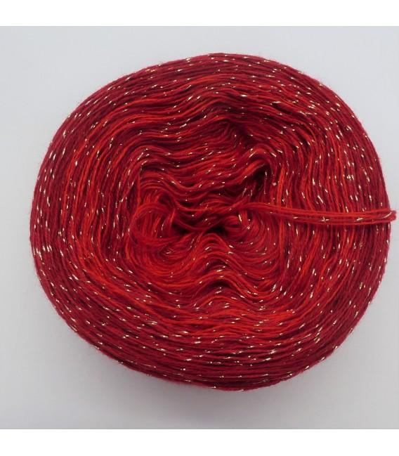 Sternchen der Liebe (Asterisk of love) - 4 ply gradient yarn - image 2